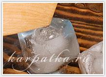 сироп на льду